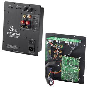 Atohm Kit Rafale VR1-X Kit DIY Subwoofer 220W 32Hz - 150Hz (Unité)