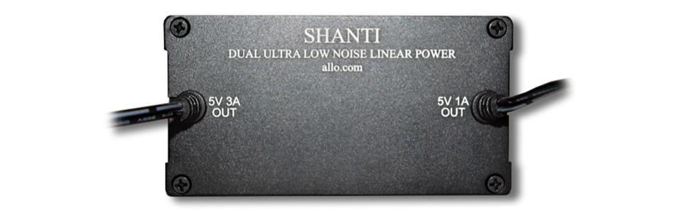 Allo Shanti Alimentation Linéaire Régulée Double 5.1V 3A / 5.1V 1.5A