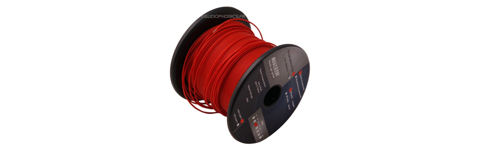 Neotech SOCT-22 Fil de Câblage UP-OCC PTFE 0.33mm²