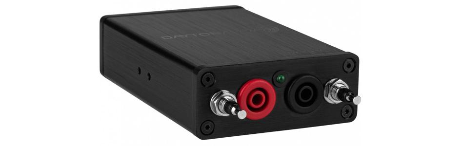 Dayton Audio DATS V3 Testeur de Haut-Parleur