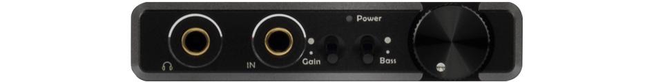 Topping NX3s Amplificateur Casque Portable sur Batterie Hi-Res OPA2140 + LME49720