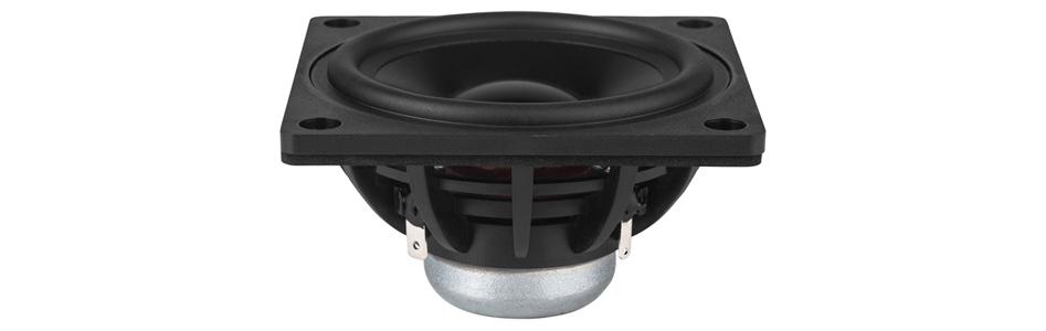 Dayton Audio DMA80-8 Haut-Parleur Large Bande Aluminium 25W 8Ω 85dB 90Hz-20000Hz Ø7.6cm