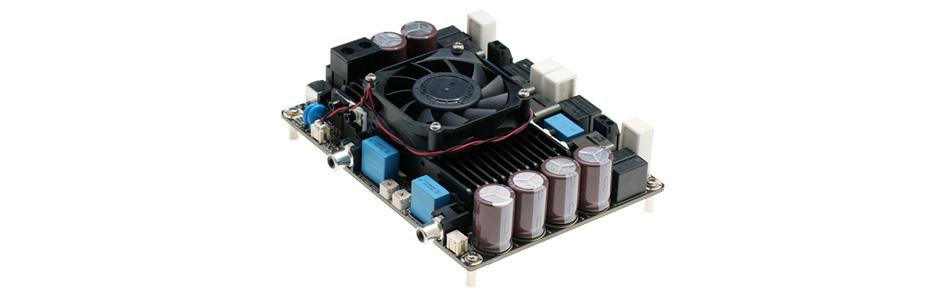 Wondom AA-AB32433 Amplificateur Class D T-Amp 2x 750W 4Ω