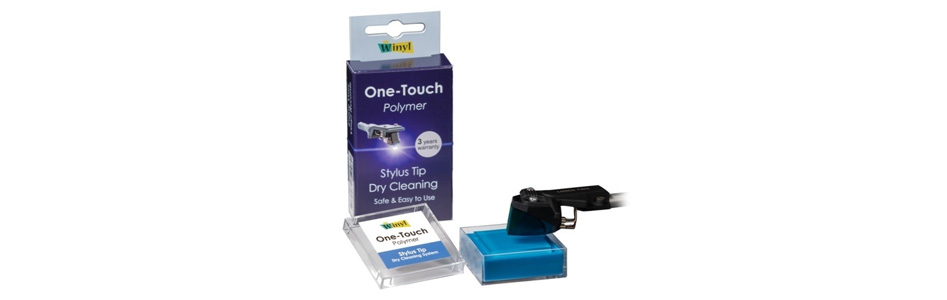 Winyl One-Touch Polymer Nettoyant Solide pour Diamant Platine Vinyle