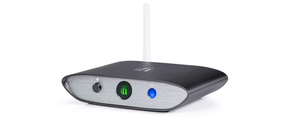 iFi Audio Zen Blue Récepteur Bluetooth 5.0 QCC5100 aptX-HD LDAC Symétrique