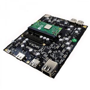 Allo USBridge Signature Player Lecteur Réseau Interface USB Ultra Faible Bruit + Boîtier