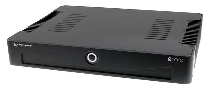 Audiophonics HPA-S400NC Amplificateur stéréo class D NCore 2x400W 4 Ohm