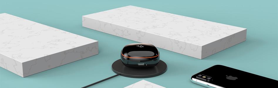 Shanling MTW100 Écouteurs Intra-Auriculaires IEM Bluetooth 5.0