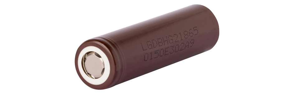 LG Electronics INR18650HG2 Accumulateur Lithium-Ion 18650 3.6V 3000mAh Rechargeable