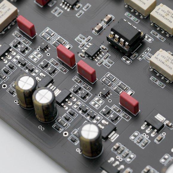 P26 Gustard operational amplifier LME49860