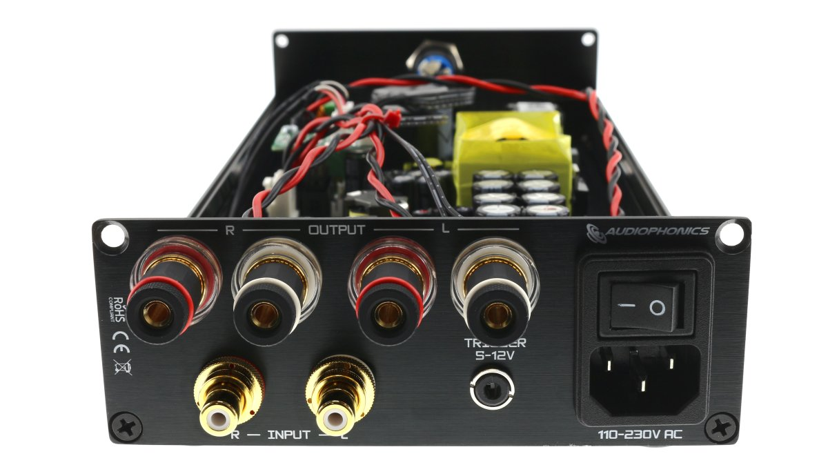 Audiophonics MPA-S252NC RCA Amplificateur Stéréo Class D Ncore 2x150W 8 Ohm