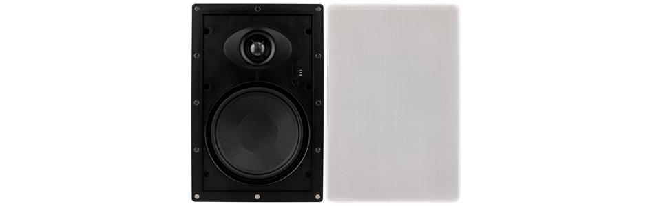 Dayton Audio Micro Edge ME625W Enceintes encastrables 2 voies 50W 8 Ohm 61Hz - 20kHz (La paire)