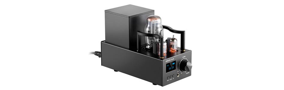 xDuoo TA-30 DAC Amplificateur Casque à Tubes ES9038Q2M XMOS XU208 Bluetooth 5.0