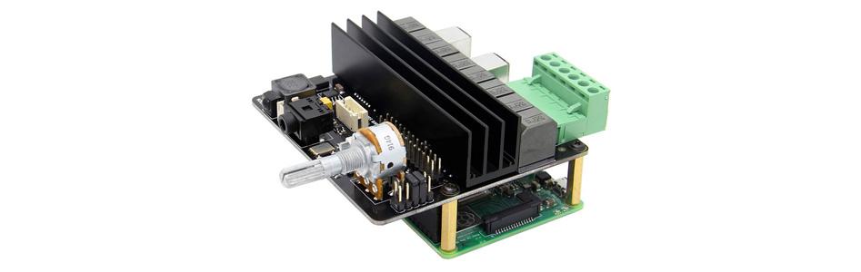 X450 Module DAC Amplificateur Class D ES9023 2x TPA3116D2 2x100W 4Ω 24bit 192kHz