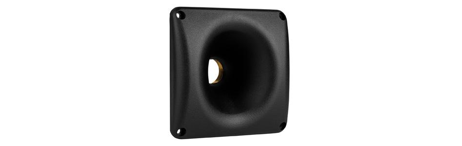 Dayton Audio H07E Pavillon Wave Guide Hautes Fréquences Ø15.2cm