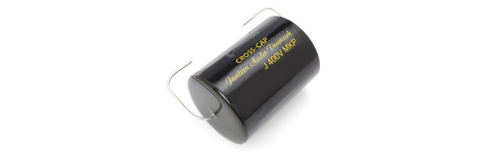 Jantzen Audio Cross-Cap Condensateur 400V 1.5µF