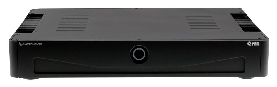 Audiophonics HPA-Q400ET Amplificateur 4 Voies Class D Purifi 4x400W 4 Ohm