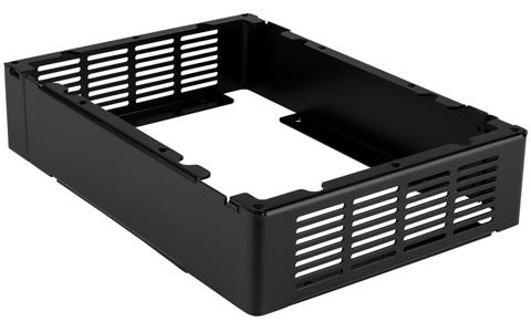 Dayton Audio SPA-F Cadre de Montage pour Amplificateur Subwoofer SPA250DSP / SPA500DSP