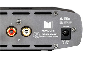 Monolith Liquid Spark Amplificateur Casque 1.3W 50 Ohm