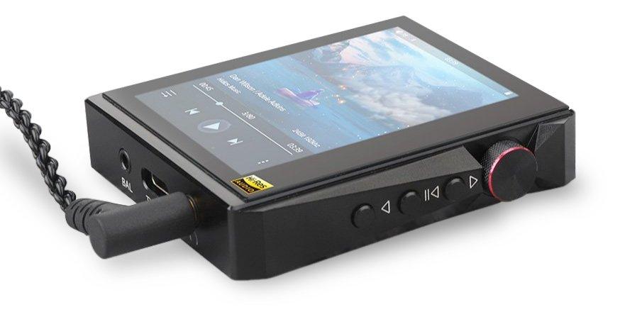 Hidizs AP80Pro Baladeur Numérique HiFi DAC ES9218P 32Bit/384kHz DSD Bluetooth aptX
