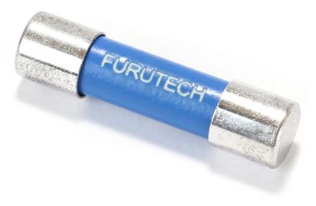 Furutech TF Fusible Cuivre OFC Plaqué Rhodium Type T Lent 5x20mm 0.5A