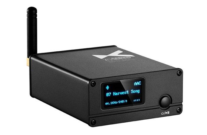 xDuoo XQ-50 Récepteur Bluetooth 5.0 aptX CS8406 DAC ES9018K2M 16bit 44kHz