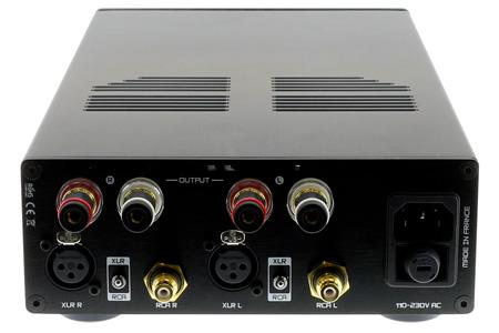 Audiophonics LPA-S400ET Amplificateur de puissance PURIFI 2x400W 4 Ohm