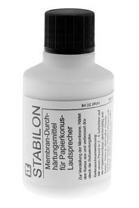 Stabilon Agent de Durcissement pour Membrane Haut-Parleur en Papier