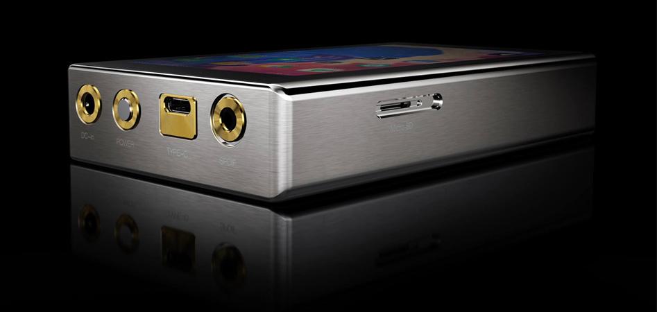 iBasso DX220 Max Baladeur Numérique DAP HiFi 2x ES9038Pro Symétrique Bluetooth WiFi