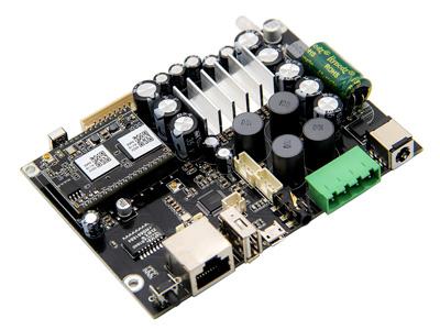 Arylic Up2Stream Amp V3 Module Amplificateur Class D WiFi DLNA Bluetooth 5.0 2x50W 4Ω 24bit 192kHz