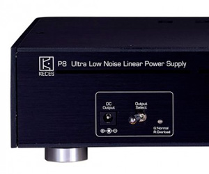 Keces P8 Alimentation Linéaire Régulée Ultra Faible Bruit 9 / 12V 8A + 5V 1A