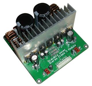 Connex IRS2092 Module Amplificateur Stéréo Class D 2x700W 4 Ohm