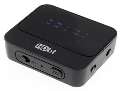 Émetteur / Récepteur Bluetooth 5.0 aptX HD / LL CSR8675