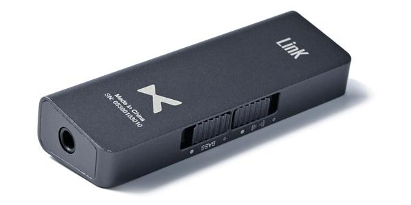 xDuoo Link2 Adaptateur DAC USB-C ES9118EC 32bit 384kHz DSD256