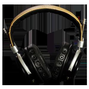 Spirit Audio Titano Casque HiFi Semi Fermé Circumaural 2000mW 32Ω 18Hz - 39kHz