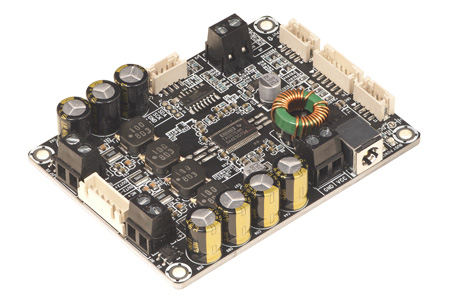 Wondom AA-AB32256 Module Amplificateur Class D TAS5754 2x30W 4Ω 24bit 192kHz