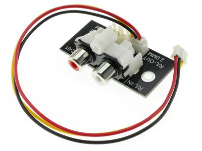Module Adaptateur connecteur JST PH XH vers RCA