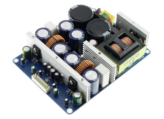 Connex IRS2200SMPS Amplificateur Class D IRS2092S 2x200W 4Ω