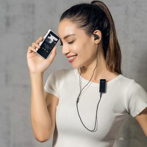 FiiO M9 Baladeur Numérique DAP 2x AK4490EN WiFi Bluetooth aptX-HD LDAC HWA Symétrique 32bit 192kHz DSD128