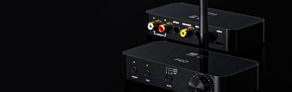 FiiO BTA30 Récepteur / Émetteur Bluetooth 5.0 CSR8675 DAC AK4490 aptX-HD LDAC 24bit 192kHz