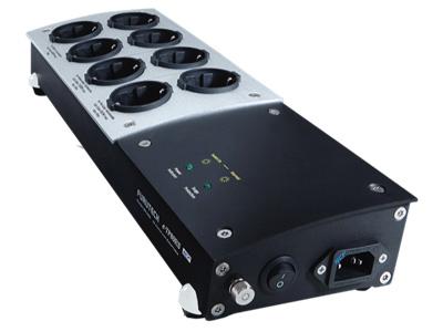 FURUTECH E-TP80ES NCF Distributeur Secteur Filtré 8 Prises NCF Traitement Alpha GC-303