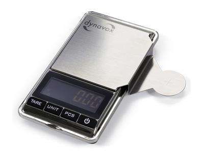 Dynavox TW-4 Pèse cellule électronique 0.01g - 200g +/-0.01g