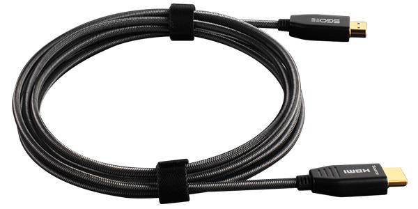 Câble HDMI 2.0 Fibre Optique HDCP 2.2 4K HDR ARC 30m
