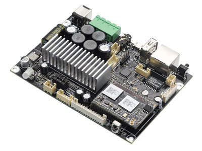 Arylic Up2Stream AMP Mono Module Amplificateur WiFi Bluetooth 5.0 2x 60W 4 Ohm