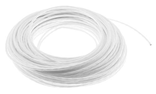 Câble de modulation Symétrique Cuivre plaqué Argent PTFE 3x0.25mm² Ø3.5mm