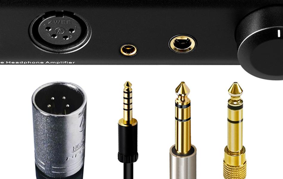 TOPPING A30 PRO Amplificateur Casque NFCA Noir