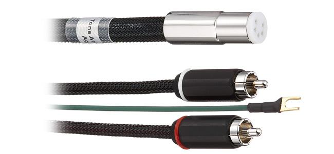 Furutech AG-12 Câble Phono DIN 5 Broches - 2x RCA 1.2m