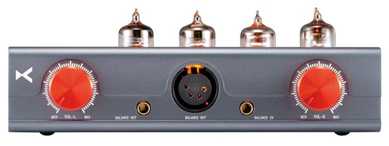 xDuoo MT-604 Amplificateur Casque à Tubes 4x 6J1 Transistors Class A Symétrique