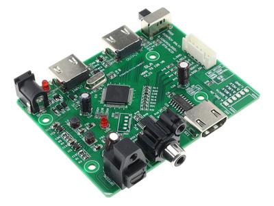 Module interface HDMI vers I2S Coaxial Optique