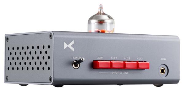 xDuoo MT-603 Préamplificateur à Tube 12AU7